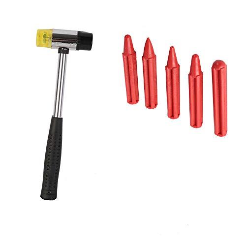 Tap Down Pen HammerPaintless Repair Dent Ding Removal Knock Down Tool Set