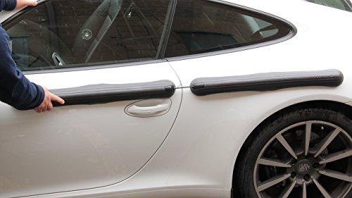 Door Shox STANDARD EDITION - Removable Magnetic Car Door Protector Car Door Guard Car Door Protection Door Ding Dent Protector