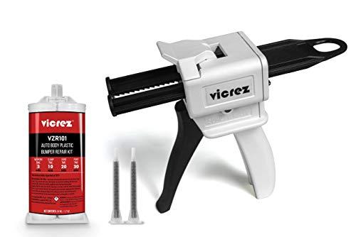 Vicrez vzt106 Auto Body Plastic Repair Complete Set 17 oz 50 ml