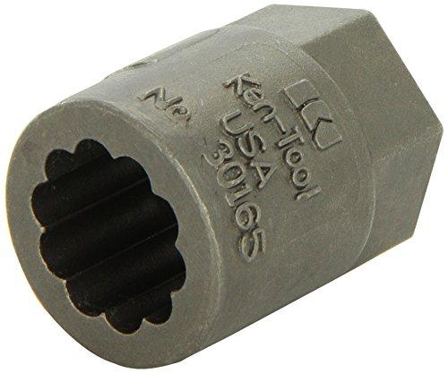 Ken-Tool 30165 Dual Wheel Lug Stud Remover