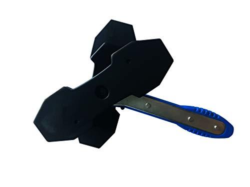 GooMeng Car Ratchet Brake Piston Caliper Spreader Tool Stainless Steel Brake Caliper Press Single Twin Quad Pistons Install Tool
