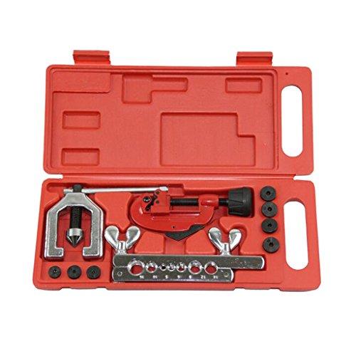 MonkeyJack CT-2031 Metric Copper Brake Pipe Flaring Tool Fuel Repair Tool Tube Cutter