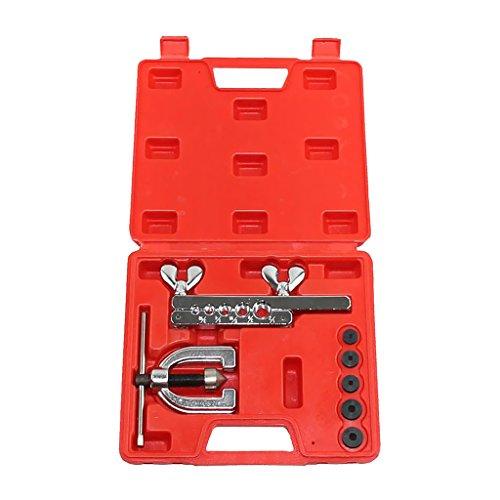MonkeyJack CT-2032C Imperial Copper Brake Pipe Flaring Tool Fuel Repair Tool Set Kit