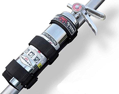Fire Extinguisher Holder for Jeep JK Wrangler Unlimited