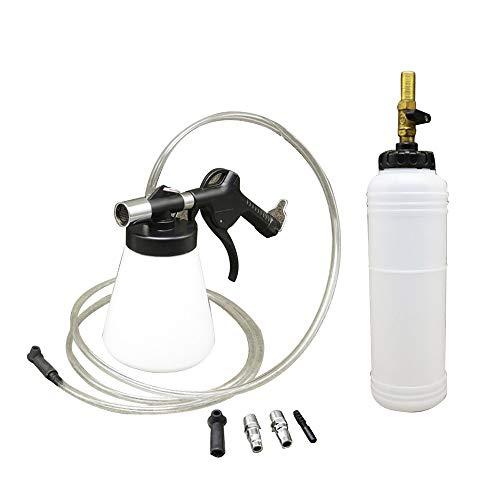 JEHO Car Auto Pneumatic Brake Fluid Bleeder Brake Bleeding Oil Change Tool Pumping Brake Oil Refill Kit for Cars Trucks Motorcyles