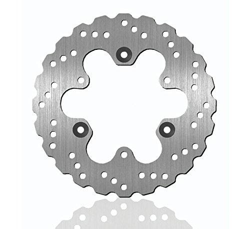 BikeMaster Rear Contour Brake Rotor