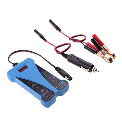 MonkeyJack DC 12V Car Battery Tester With Digital LED Display Charging Starting Units