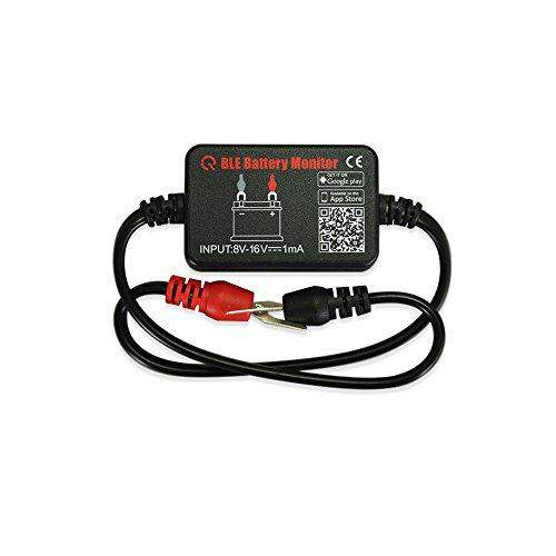 QUICKLYNKS Battery Monitor BM2 Bluetooth 40 Device Car 12V Battery Tester