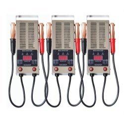 K Tool International KTI70216-3 125 Amp Digital Battery Tester 3 Pack