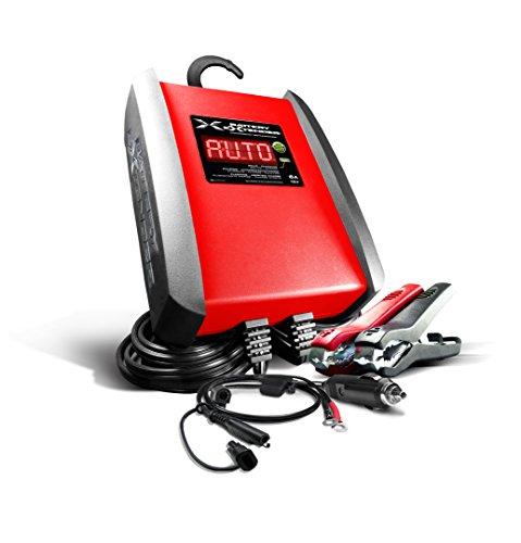Schumacher SP6 6V12V Automatic Battery Charger