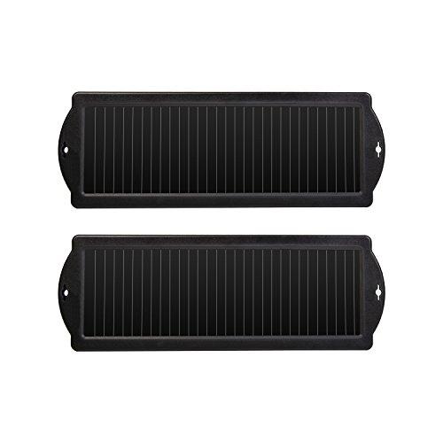 Sunforce 52013 18-Watt Solar Battery Maintainer Pack of 2
