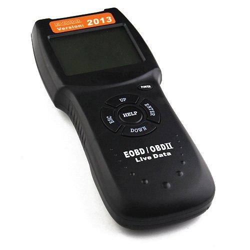 Car Engine Fault Diagnostic Scanner Code Reader EOBD OBD2 CAN Bus Live PCM Data D900 V2013