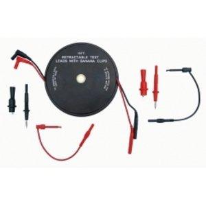 Lang 7-Pc Retractable Test Lead Set LNG-1176
