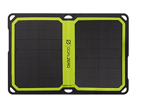 Goal Zero Nomad 7 Plus V2 Solar Panel