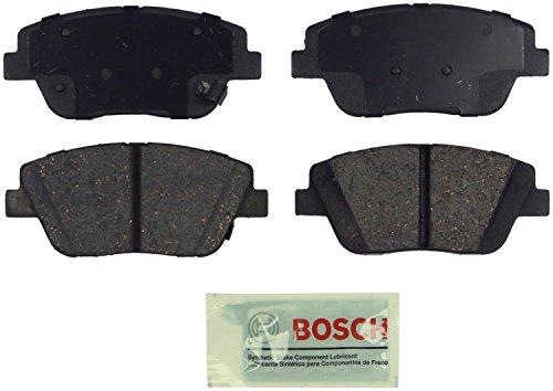 Bosch BE1444 Blue Disc Brake Pad Set for 2011-14 Hyundai Sonata and 2011-15 Kia Optima - FRONT