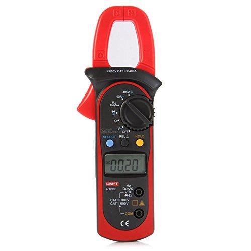 UT203 Clamp Meter Digital Clamp Meter Clamp Multimeter Clamp Meter Clamp Meter