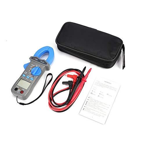 HYTAIS TS201 Digital Clamp Meter Auto Range Ranging Multimeter 600A 600V ACDC Current Voltage Tester NCV Test Voltmeter