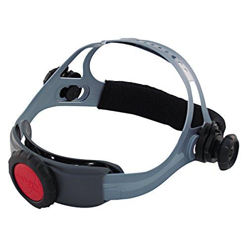 Jackson Safety 370 Replacement Headgear 20696 Adjustable Jackson Welding Helmet Parts Black and Gray