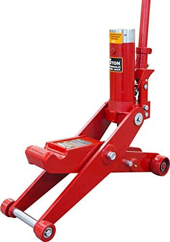 Torin Big Red Hydraulic Forklift Floor Jack 5 Ton 10000 lb Capacity