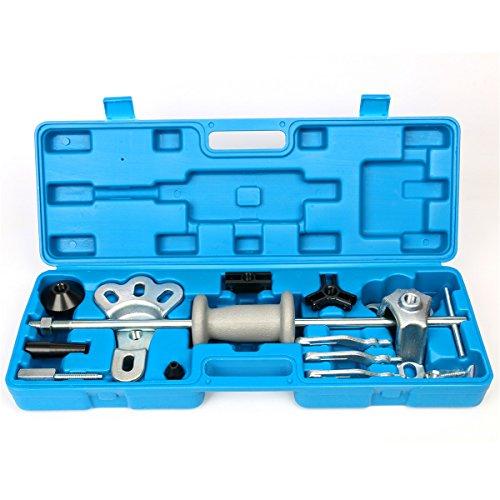 9 Way Slide Hammer Axle Bearing Dent Hub Gear Puller Set