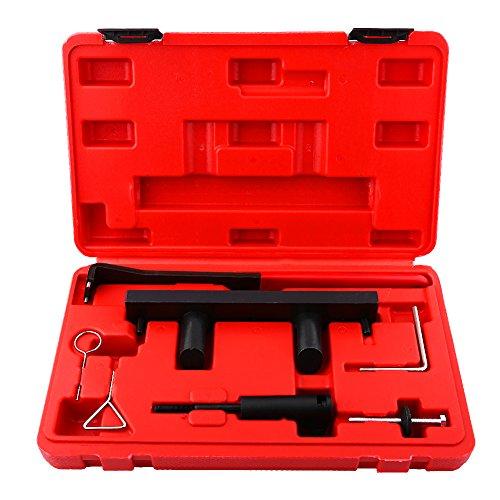 Engine Timing Tool SetPack of 7pcs Auto Repair Professional Tools Camshaft Alignment Timing Tool Kit for AUDI VW 20L FSi TFSi