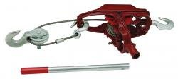 AMERICAN POWER PULL 18002 HD 4-TON CABLE PULLER w20 CABLE