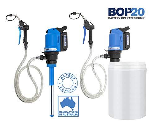 Macnaught BOP20 Battery-Operated Oil Pump