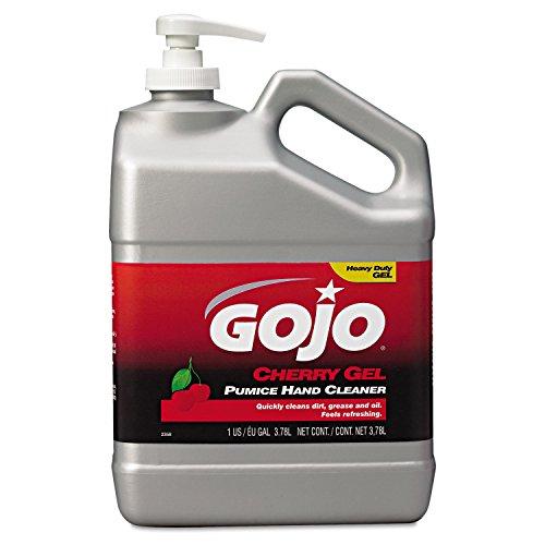 GOJ235802EA - Cherry Gel Pumice Hand Cleaner