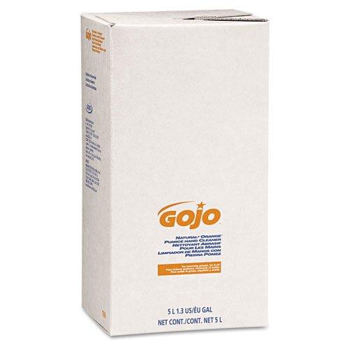GOJ7556 - NATURAL ORANGE Pumice Hand Cleaner Refill