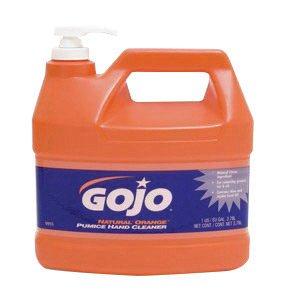 Alimed Gojo Natural Orange Pumice Hand Cleaner 4 Each  Case