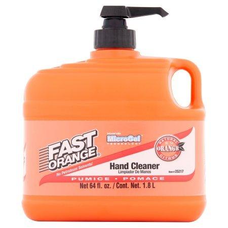 Fast Orange Pumice Hand Cleaner 64 fl oz