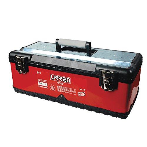 Metal Tool Box 23L X 11W X 8-58H 23 Sheet Gauge
