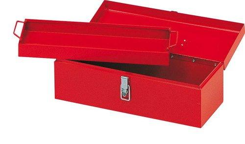 SAM Outillage SAM-550-PBV Metal Tool Box 1 Case 1 Tray 480 mm by SAM Outillage