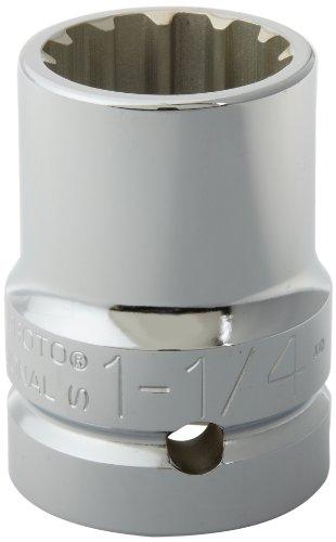 Stanley Proto  J5740SPL  1-Inch Drive Spline Socket Number-40 1-14-Inch
