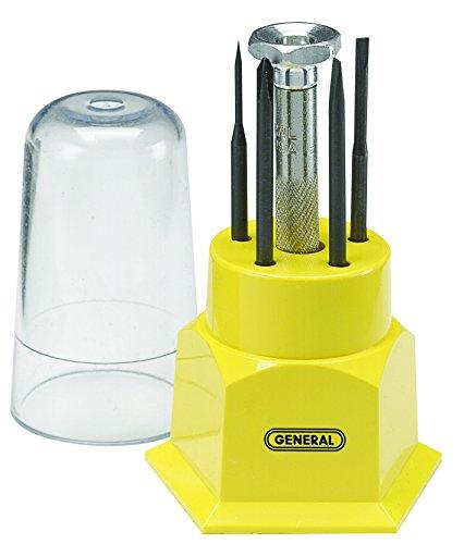 General Tools Jeweler screwdriver set 5-in-1