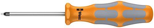 Wera 05117681001 Kraftform Plus 368 Square Socket Screwdriver 0 Head 2 38 Blade Length