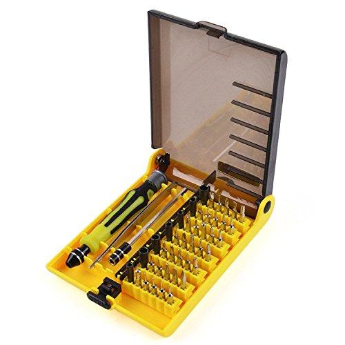 45 in 1 precision torx screwdriver setwatch mobile phone repair multitool kittournevisset de destornilladores de precision