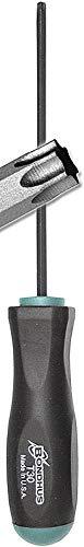 Bondhus 34505 T5 Star Tip Screwdriver with ProGuard Finish 4 2 Piece