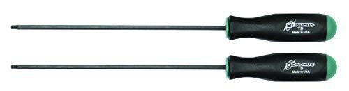 Bondhus 34508 T8 Star Tip Screwdriver with ProGuard Finish 48 2 Piece