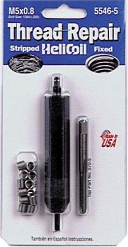 Helicoil 5546-5 M5 x 08 Metric Coarse Thread Repair Kit