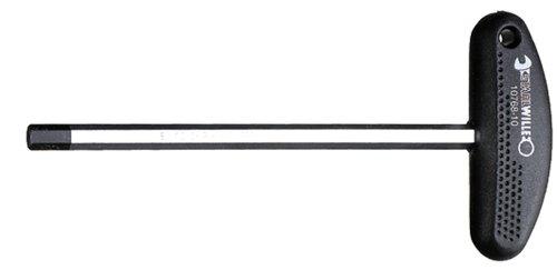 Stahlwille 10768-6 Steel T-Handled Nut Screwdriver 6mm Diameter 225mm Length