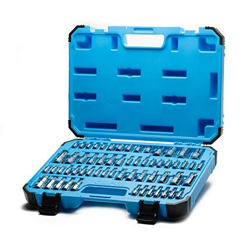 Capri Tools CP30031 Master Torx Star Socket Set 60-Piece
