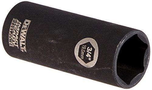 DEWALT DW2290 34-Inch IMPACT READY Deep Socket for 38-Inch Drive