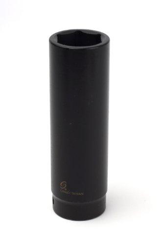 Sunex 227mxd 12-Inch Drive 27-mm Extra Deep Socket