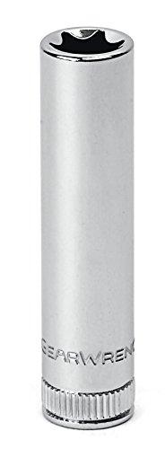 GearWrench 80195 14 Drive Deep External Torx Socket E8