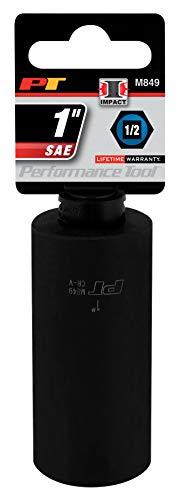 Performance Tool M849 12 Dr 1 DW Impact Socket