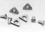 Ammco 9069142 Negative Rake Carbide Insert Pack of 2