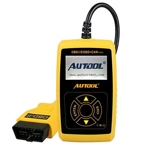 AUTOOL CS320 OBDEOBDCAN Diagnostic Tool OBDII Code Scanner