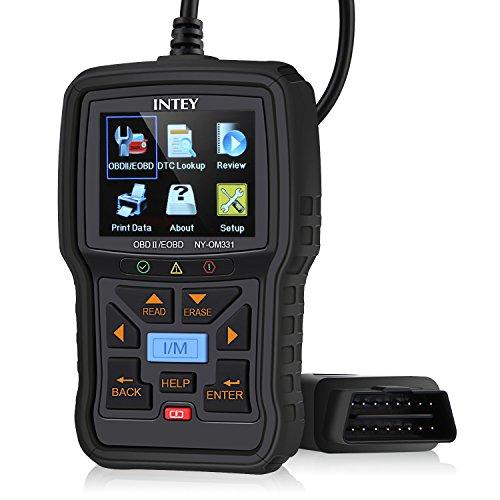 INTEY OBD2 Car Fault Code Reader OBD II Scanner Engine CAN Automotive Diagnostic Scan Tool