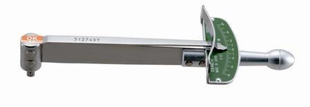 Tohnichi Flat Beam Torque Wrench 60SF-A 0~50 inlbs